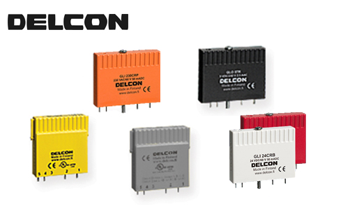 DELCON Solid State Röle - SSR -   Ex Relay GL Relay ve SL Relay